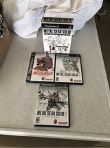 PS2 Metal Gear Solid Essential Collection in Okinawa, Japan