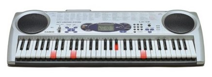 Casio Lighted Keyboard in St. Charles, Illinois