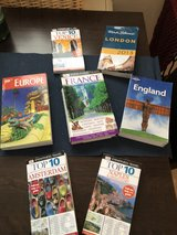 Travel books great condition in Los Angeles, California