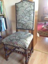 6 Antinque stuffed chairs for barter/trade? in Ramstein, Germany