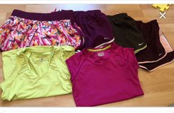 Workout clothes in Los Angeles, California
