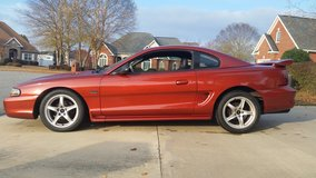 1997 Mustang GT in Perry, Georgia