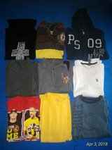 9pc. Boys Size Medium 10-12 Mixed Lot Shirts in Ramstein, Germany