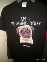 Pug Shirts Size Small-Medium in Ramstein, Germany