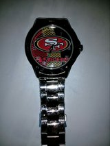 San Francisco 49ers Watch in Barstow, California