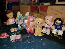Build a bears in Fort Campbell, Kentucky