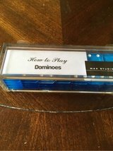 new domino set in clear case in Plainfield, Illinois