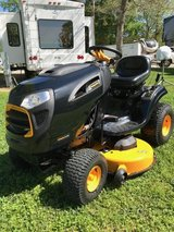"2016 Poulan Pro 46"" Riding Mower in Kingwood, Texas"