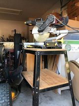 "12"" Chicago Electric Miter Saw in Kingwood, Texas"