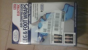 leg and foot compression wrap in Fort Polk, Louisiana