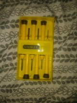 Stanley screwdriver precision set in Warner Robins, Georgia