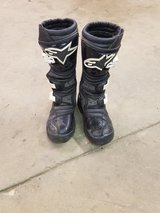Alpinestar Youth Dirt Bike Boots in Orland Park, Illinois