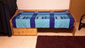 Twin Size Bed in Ramstein, Germany