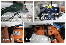 220V Impact Drill FCFS **only impact drill available** in Ramstein, Germany