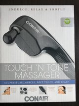 Conair touch n tone massager in Clarksville, Tennessee