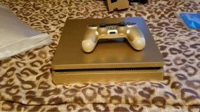 PlayStation 4 slim Gold for sale, special edition. in Schaumburg, Illinois