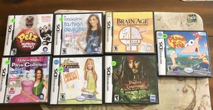 7 Nintendo Ds Games in Bolingbrook, Illinois