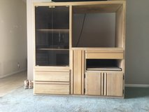 Entertainment Center**REDUCED FROM $150** in Yucca Valley, California