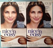 NEW Clairol Nice n Easy hair dye in Camp Lejeune, North Carolina