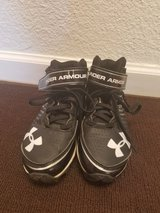 Size 2 girls  softball shoes in Alamogordo, New Mexico