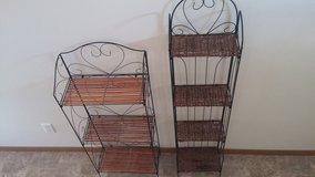 Wicker Plant or Decoration Stands in Fort Leonard Wood, Missouri