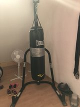 100lb sparing bag with base in Stuttgart, GE