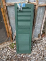 Shutters, New Green Plastic in Camp Lejeune, North Carolina