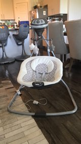 Baby swing in Tomball, Texas