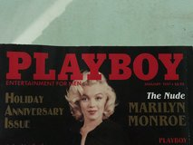 12 complete Issues of Playboy Magazine from 1997 in Fort Knox, Kentucky