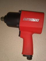 Earthquake 3/4 aluminum air impact wrench in Lawton, Oklahoma