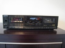 Sony Model TC-WR710 Stereo Cassette Deck. Dual recorder high speed in Lockport, Illinois