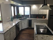 Do you have those ugly kitchen cabinets  redo for a fraction of the cost in Morris, Illinois