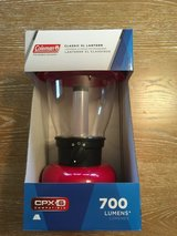 Coleman Lantern 700 lumens new in box in Lockport, Illinois