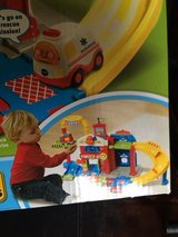 New go go smart wheels save the day fire station new in unopened box in Sugar Grove, Illinois