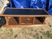"coffee table 59x23"" 17"" tall in Fort Riley, Kansas"
