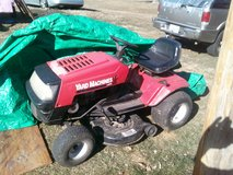 Yard Machine Rider 38 inch cut Runs Good,cuts good in St. Louis, Missouri