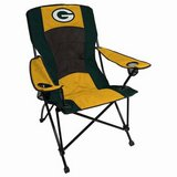 NFL High Back Portable Chair (Green Bay Packers) - NEW! in Naperville, Illinois