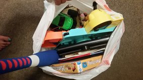 Misc Bag of Toys in Travis AFB, California