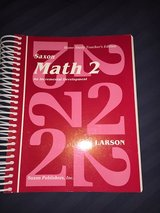 Home Study Saxon Math 2 Teacher Edition- New in Glendale Heights, Illinois