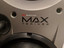 Bowflex Max trainer in Lackland AFB, Texas