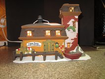 Department 56 New England Village Cape Keag Fish Cannery (Retired) in Houston, Texas