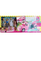 Barbie Ultimate Limousine LIMO & 4 FASHIONISTA Doll Playset Gift Set - NEW! in Naperville, Illinois