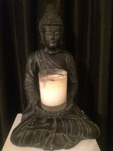 "19"" tall Buddha Statue Buddha Zen Votive Candle Holder in Keesler AFB, Mississippi"