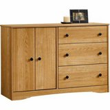 Sauder 3-Drawer Dresser (Highland Oak) - NEW! in Oswego, Illinois