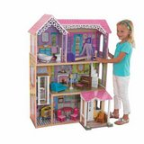 KidKraft Sweet & Pretty Dollhouse (Pink) - NEW! in Naperville, Illinois