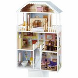 KidKraft Savannah Dollhouse - NEW! in Naperville, Illinois