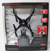 Propel Cloud Rider HD 2.0 Quadrocopter Drone - NEW! in Plainfield, Illinois