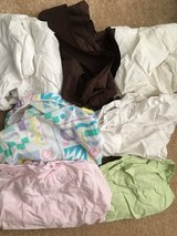 Pack and play sheets-7 in Travis AFB, California