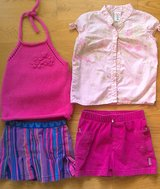 Little Girls Clothes - Size 5 - Summer - 4 Pieces in Tinley Park, Illinois