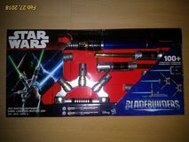 BNIB Star Wars Jedi Master Lightsaber in Ramstein, Germany